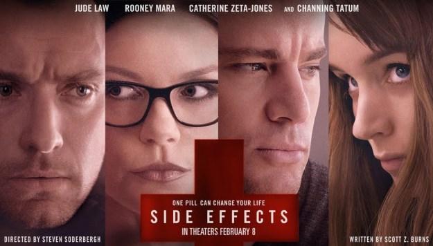 Cartel de la película 'Efectos secundarios'